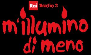 Logo di M'illumino di Meno